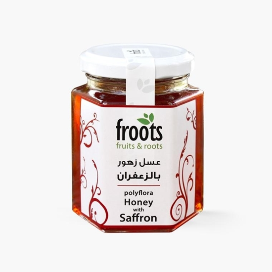 Picture of Honey with Saffron 250gm