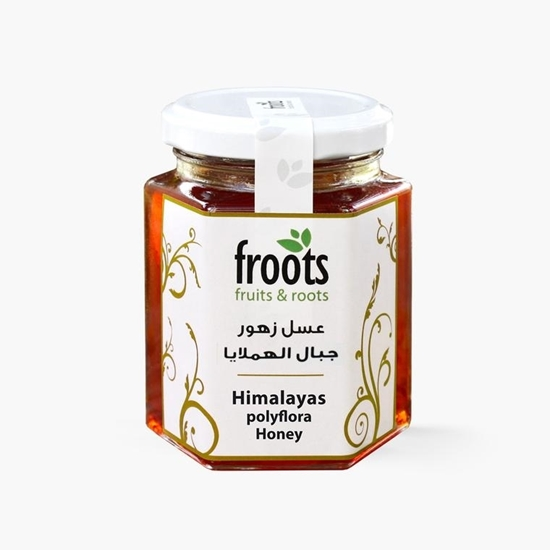 Picture of Himalayas polyflora Honey 250gm