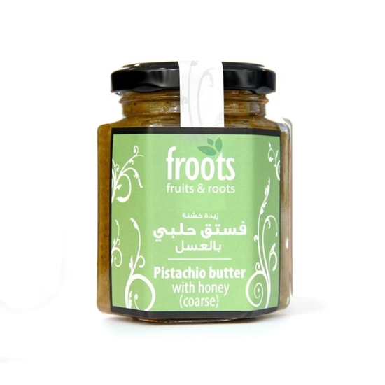 Picture of Pistachio Butter with Honey 250gm